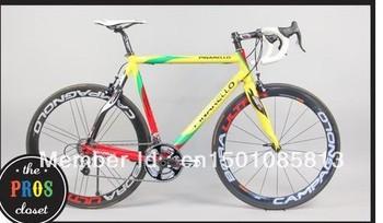 NEW Pinarello Dogma Magnesium AK61 Road Bike // 56cm Campagnolo Record Custom