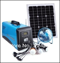 Supply High quantity portable solar  power  home system BP-S- HP80