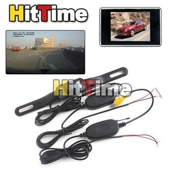 Wireless 120 Car Reverse Rear View Night Camera Monitor  [3745 01 01]