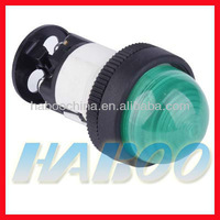 dia.22mm fuji similar DR22D0L electric ball head 6V,12V,24V,220v indicator led factory directly shipping free