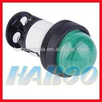 dia.22mm fuji similar DR22D0L electric ball head 6V,12V,24V,220v indicator led factory directly shipping free
