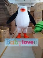 Madagascar penguin mascot costume fancy dress