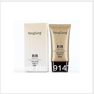 Free shipping and Perfect Cover BB Cream 50g Cosmetic Concealer Whitening Isolation Skin Care,wholesale(China (Mainland))
