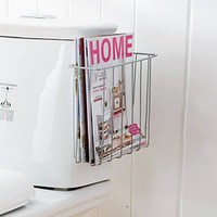 On Sell-- Bathroom toilet magazine finishing frame Storage Holders & Racks b872