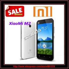 Original retina screen phone XIAOMI M2 Quad core 2G RAM+16GROM 4.3inch IPS 8.0MPcamera smartphone / Anna(Hong Kong)