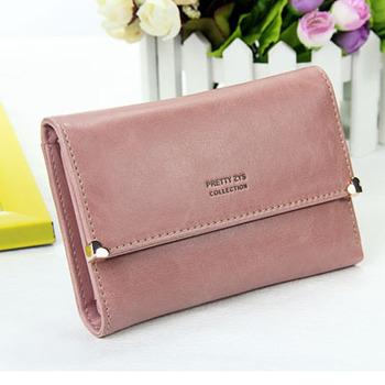 2013women's wallet sweet gentlewomen heart three fold wallet Women wallet