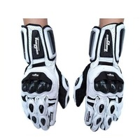 Hot  New Men Driving Racing Bicycle Motorcycle Cycling Furygan Leather Gloves