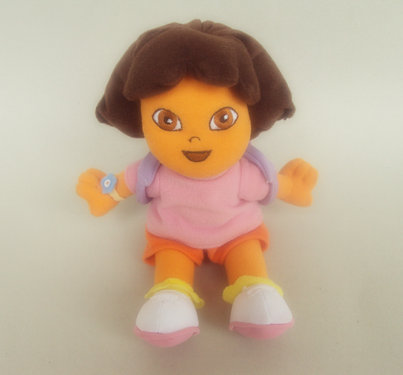 Fisher dora toys zone function dora plush toy dora(China (Mainland))