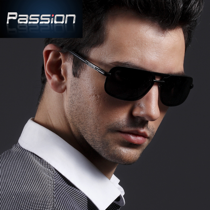 Payson 2013 polarized sunglasses male sunglasses commercial high quality aluminium and magnesium alloy sunglasses(China (Mainland))