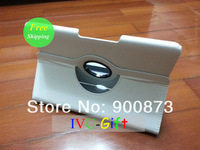 5PCS 2013 Hotsale Rotation leather cute case for SAMSUNG GALAXY Tab2  P5100