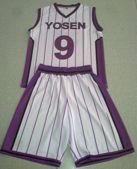 customized basketball uniforms, can make uniform as your design(China (Mainland))