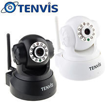2X Wireless Security Wifi IP Camera Network IR CCTV NIGHT VISION Webcam Pan/Tilt JPT3815W free Shipping(China (Mainland))