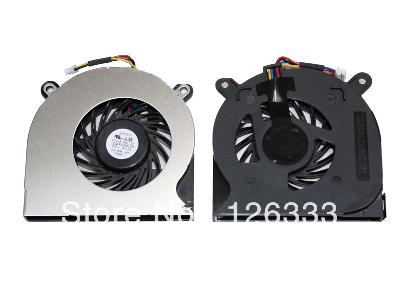 The shipping new compatible laptop CPU Fan for DELL E6400 series P/N: UDQFRZH08CCM(China (Mainland))