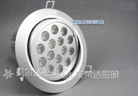 LED 15W downlamp ceiling lamp 110V  220V mounted 4inch epistar high power constant current resource 3000K  4200K 6000K decorate