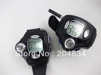 Free shipping by China Post to Australia Walkie Talkie Watch PMR446/ FRS462 LINCESE FREE W820 W-820