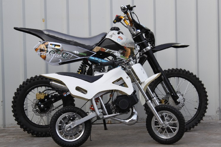 125cc automatic large off-road double motorcycle horizontal engine mountain bike(China (Mainland))
