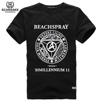2013 summer male t-shirt short-sleeve 100% cotton loose t short-sleeve o-neck t shirt male men's t-shirt