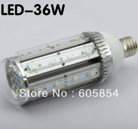 2013 new type!36W E40 led street light 36*1W E40 led garden light 360degree lighting with cover AC85V-265V