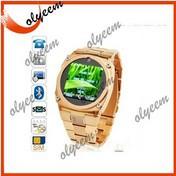 "Free shipping TW818 watch mobile phone, MP3/MP4,1.3M pixel Camera,Bluetooth,1.6""Touching screen,FM,Supported T-Flash card,Java(China (Mainland))"
