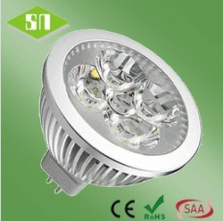 free shipping CE ROHS SAA mr16 led reflector(shenzhen)(China (Mainland))