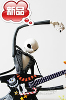 Free shippING+Wholesale The nightmare before Christmas Guitar playing jack doll toys