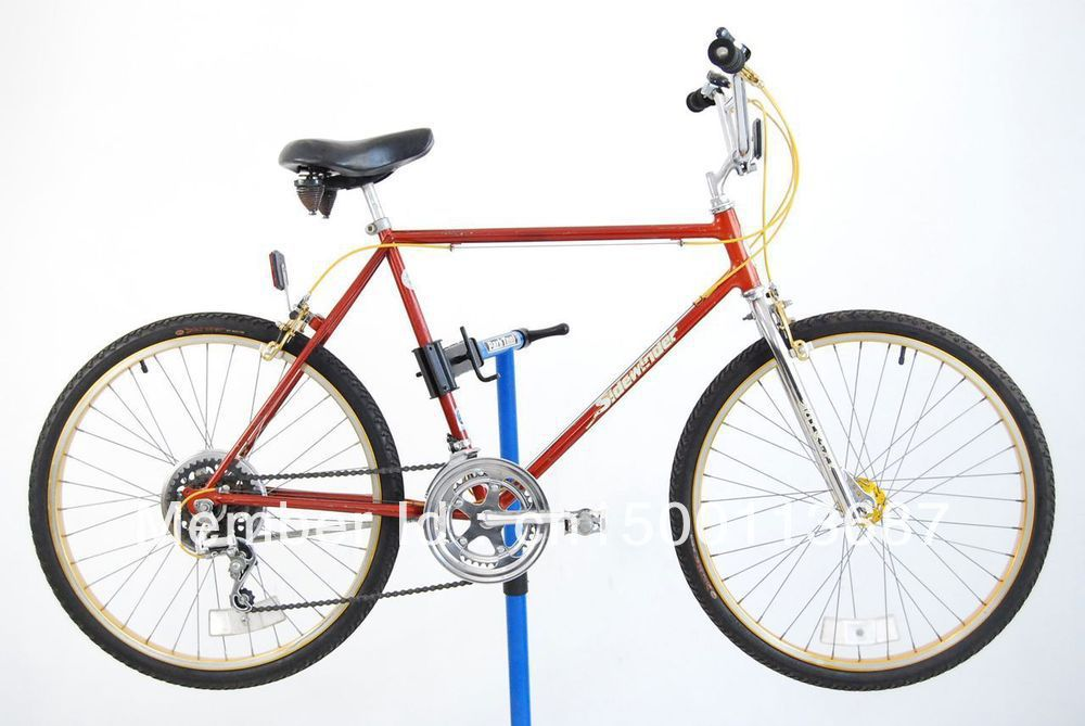 "Vintage 1982 Schwinn Sidewinder Sierra Brown 20"" Suntour Mountain Bike Bicycle(China (Mainland))"