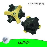 Hot ! Free Shipping +28PCS+ Golf STINGER Q FIT/Q LOK GOLF SPIKES BULK