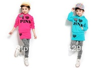 Free shipping  Children's wear new cuhk suit children suit han edition style suit of the girls