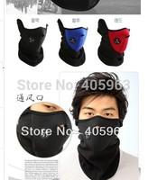 Free shipping novelty  Bike Motorcycle Ski Snowboard  Ski Face Mask wind dirty guard  dropship