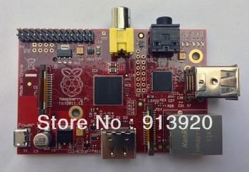 Free shpping  Raspberry Pi Project Board Model B Rev2.0 512MB ARM