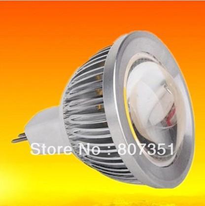 50pcs/lot Free Shipping 12V 5W MR16/GU.3 COB LED Light Led Replacement hologen bulb 5W ultra bright Lamp Bulb(China (Mainland))