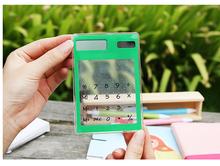 popular calculator solar