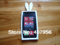 For Nokia Lumia 920 N920 case Rabbit silicone Case cartoon case,1pcs/lot