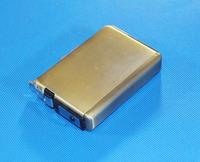 Free Shipping Wind Resistance Copper Cigarette Case Holder Cigar Lighter