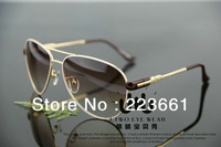 High Quality!2013 2878 fashion ladies sunglasses polarized gradient brand designer vintage driving sunglasses Free shipping