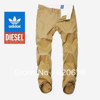 Free Shipping Top Brand Hot Sales Men's Casual Pants Men's Straight Jeans Fashion Sportsman Long Pants
