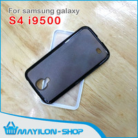 Galaxy Anti-skid design tpu case, Nes S Line Soft TPU+acrylic Case for Samsung Galaxy SIIII S4 i9500 case DHL free shipping