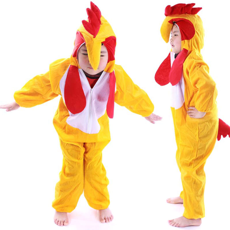 Child performance wear costume cartoon animal set animal clothes(China (Mainland))