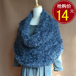 5 2012 women's variety magic scarf autumn and winter magic muffler scarf cape(China (Mainland))