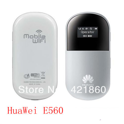 Free shipping Brand new Unlocked Huawei E560 Usb 3G 7.2M Modem Wireless Router(China (Mainland))