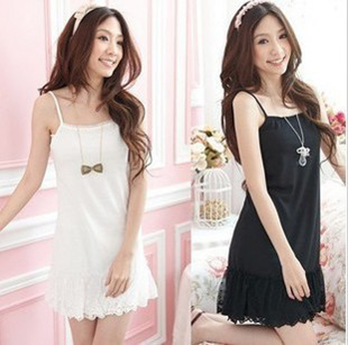 Hot sale !Women's clothing in the summer of 2013 Dress The new strap dress net yarn Wholesale free shipping(China (Mainland))