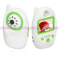 2.4GHz Wireless CMOS Night Vision Baby Monitor