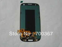 5pcs/lot Guaranteed 100% lcd with touch screen assembly for Galaxy S3 I9300 I535 +free shipping dhl