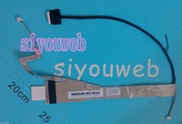 NEW FOR ASUS K52 K52F K52JR K52JE K52N A52 A52F Series LCD Video Cable 1422-00RL000,FREE SHIPPING