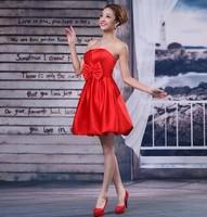 Evening dress, toast the bride, wearing simple dress, bridesmaid dress