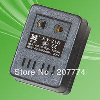 US 30W Voltage Converter 110V To 220V Travel Power Transformer Adapter Free Shipping