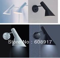 Free Shipping Replica Modern Louis Poulsen Arne Jacobsen Creative AJ Wall lamp Modern Sconce 1 Light