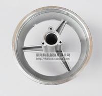 Mini pocket Bike Rear Rim Fit 110-50-6.5 Tire,Free Shipping