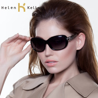 Helen keller polarized sunglasses female tr90 ultra-light material all-match h1233