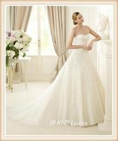 Quality elegant wedding dress cuicanduomu bride wedding new wedding